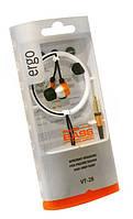 Наушники Ergo  ES-290, вкладыши с микрофоном