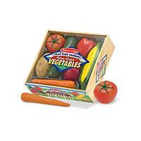 Игравой деревянный набор Овощи  Melissa & Doug (MD4083)