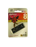 Флэш-память usb  8Гб Sp Blaze B20 usb 3.0