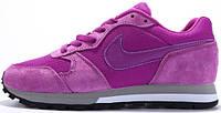 Женские кроссовки Nike MD Runner 2 Violet, найк
