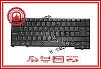 Клавиатура Asus F2; F3; F3J; F3Jc; F3Jm; F3T; F5; T11 (28pin); черная RU/US