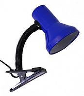 Лампа настольная Delux  TF-04 синий