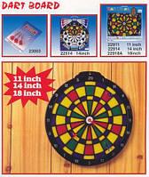 Дартс (47,5*45,4*2,4см) (22918A)