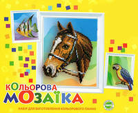 Цветная мозаика Конь (М-10)