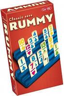 Игра настольная Румми дорожная версия, Tactic (02743)
