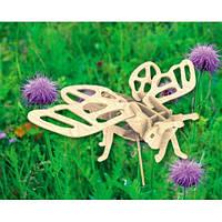 Цикада (сборная модель) Мир деревянных игрушек (Е016)