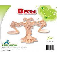 Весы (сборная модель) Мир деревянных игрушек (З007)