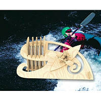 Гребец (сборная модель) Мир деревянных игрушек (С016)