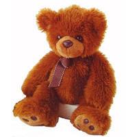 Мягкая игрушка Медведь коричневый 27 см, aurora (3L1Q5B)
