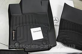 Коврики в салон Mercedes-Benz GL X166