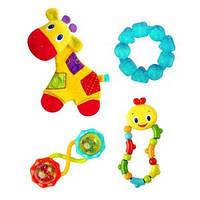 Подарочный набор развивающих игрушек Жираф Kids II (9262)