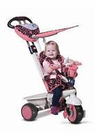 Велосипед Smart Trike Dream 4 в 1 рожевий (8000200)