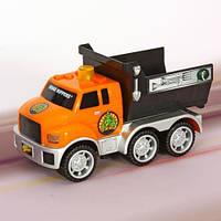 Городская техника 13см со светом и звуком Road Rippers. Toy State, самосвал-утилизатор (33220-2)