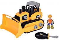 """Детский конструктор """"Бульдозер"""" Machine Maker Junior 80902 (80902)"""