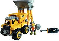 """Детский конструктор """"Самосвал и башня-погрузчик"""" """"Machine Maker Junior"""" (80911)"""