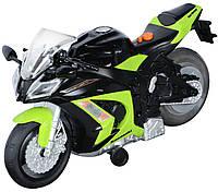 Мотоцикл Kawasaki Ninja ZX-10R со светом и звуком 25 см Toy State (33411)