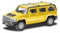 Автомодель Hummer Pull Back 1:64 Uni Fortune 354008 (354008), фото 1
