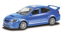 Автомодель Subaru WRX STI Pull Back 1:64 Uni Fortune 354014 (354014), фото 1