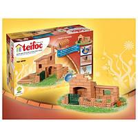 Детский строительный конструктор  Маленький домик Eitech TEI4010  Teifoc (TEI4010)