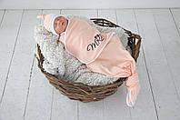 Безразмерная пеленка кокон на липучках каспер - Миссис