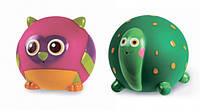 """Набор игрушек резиновых """"Сова + Черепашка"""" Oops 00400 (00400)"""