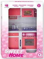 Кукольная кухня Современный дом Qun Feng Toys (2560P)