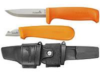 Два ножа в двойном чехле Hultafors HVK&ELK 381030