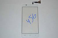Оригинальный тачскрин / сенсор (сенсорное стекло) для Fly IQ456 Era Life 2  (белый цвет) + СКОТЧ В ПОДАРОК