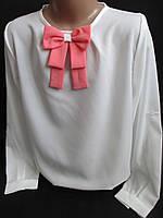 Детские блузы к празднику
