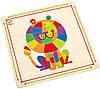 """Мозаика для раскрашивания """"Король Джунглей"""" (E5116)"""