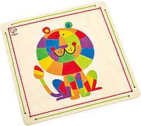 """Мозаика для раскрашивания """"Король Джунглей"""" (E5116), фото 1"""