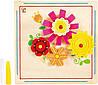 """Набор для творчества """"Цветы"""" Hape E5122 (E5122)"""