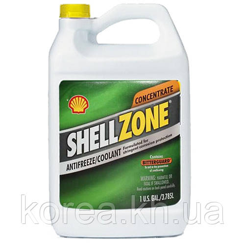 Антифриз SHELLZONE CONCENTRATE-80C, 1GAL
