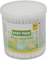 Ватные палочки, 180шт. Baby Team 0101 (0101)