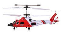 Вертолёт с 3-х канальным и/к управлением, светом и гироскопом (S111G)