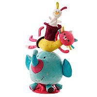 Lilliputiens - Мягкая игрушка балансирующий слоник Альберт