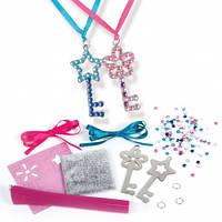 """Набор для изготовления подвесок """"Sweet key charms """" (00409)"""