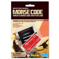 Код Морзе, серия Детская лаборатория, 4М (00-03307)