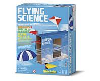 Опыты с летающими объектами, серия Детская лаборатория, 4М 00-03292 (00-03292)