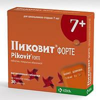 Пиковит Форте - Поливитаминный комплекс - таб. в/о № 30