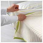 DRÖMLAND Комплект постельного белья, серый, фото 3