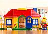 Первые друзья - игровой набор 'Дом', Tolo 89738 (89738)