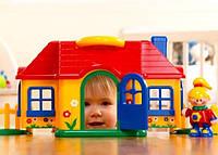 Первые друзья - игровой набор 'Дом', Tolo 89738 (89738), фото 1