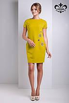 Платье с аппликацией | Зарина lzn, фото 3