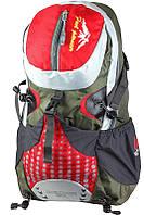 Рюкзак спортивный 0608 красный