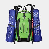 Рюкзак спортивный 8607 зеленый
