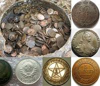 Лучшие металлоискатели для поиска монет