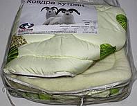 Одеяло мех (сатин)   р. Полуторное    арт. ОМС//1,5 Украина