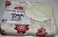 Одеяло мех (сатин)   р. Полуторное    арт. ОМС/1,5 Украина