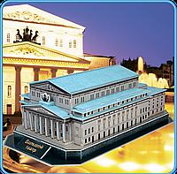 3D конструктор-головоломка Большой театр (C02149 CUBICFUN) (C02149)